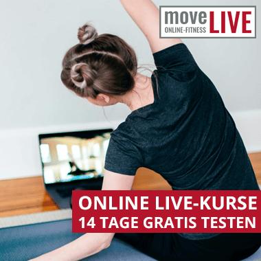 online Fitness testen